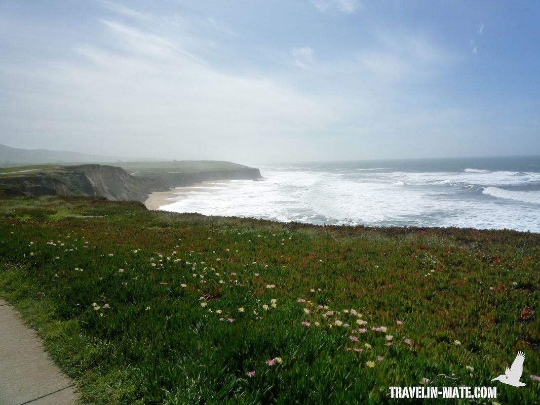 San francisco santa cruz travelin mate 4th stop moss beach and el granadahalf moon bay harbor the tiny village of moss beach is famous for its distillery during prohibition the distillery was fandeluxe Gallery